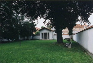 Park za knjižnico