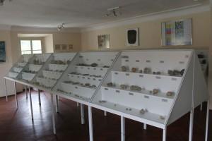 Pajtlerjeva razustava fosilov in mineralov