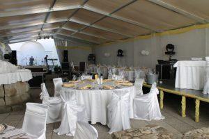 Poroka šotor 1